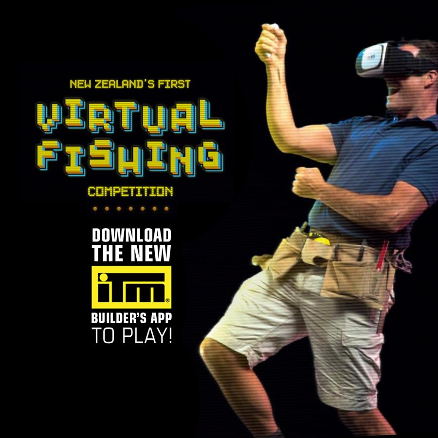 This New App Lets You Play And Compete To Design Your: Enter The ITM Virtual Fishing Comp